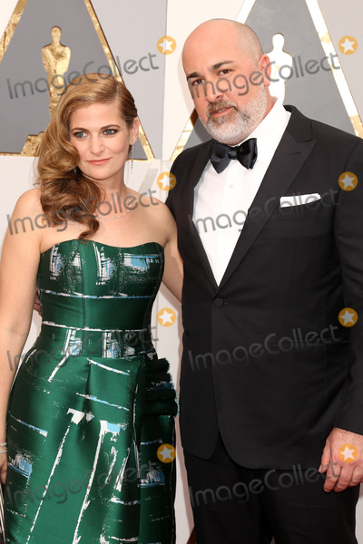 Andrea Berloff Photo - LOS ANGELES - FEB 28  Andrea Berloff at the 88th Annual Academy Awards - Arrivals at the Dolby Theater on February 28 2016 in Los Angeles CA