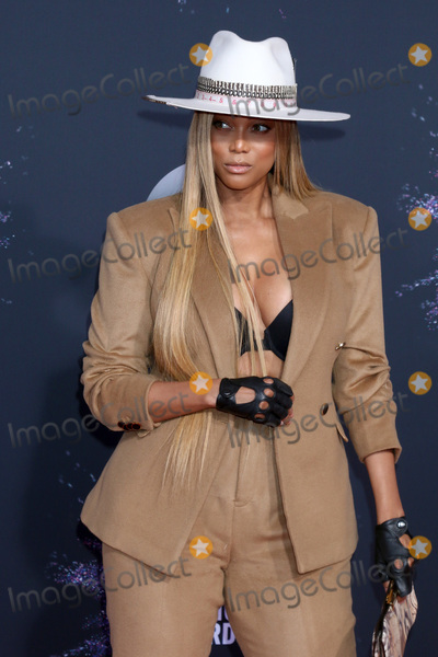 Tyra Banks Photo - LOS ANGELES - NOV 24  Tyra Banks at the 47th American Music Awards - Arrivals at Microsoft Theater on November 24 2019 in Los Angeles CA
