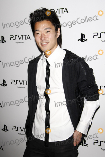 Aaron Yoo Photo - LOS ANGELES - FEB 15  Aaron Yoo at the Sony PlayStationAE Unveils PS VITA Portable Entertainment System at the Siren Studios on February 15 2012 in Los Angeles CA