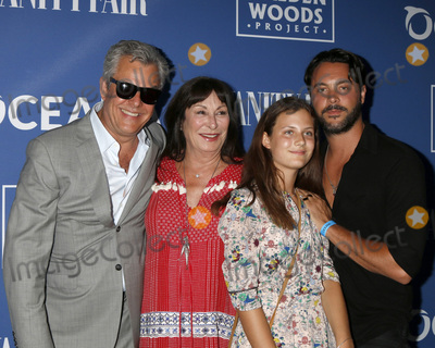 Anjelica Huston Photo - LOS ANGELES - July 17  Danny Huston Anjelica Huston Stella Huston Jack Huston at the Oceana And The Walden Woods Project Present Rock Under The Stars With Don Henley And Friends at the Private Residence on July 17 2017 in Los Angeles CA
