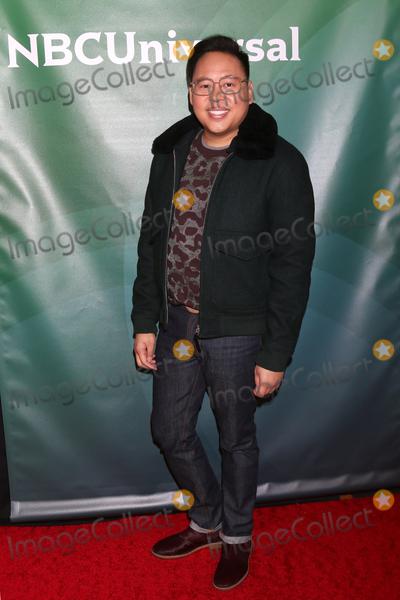 Nico Santos Photo - LOS ANGELES - JAN 11  Nico Santos at the NBCUniversal Winter Press Tour at the Langham Huntington Hotel on January 11 2020 in Pasadena CA