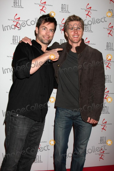 Michael Muhney Photo - Michael Muhney  Thad Luckinbillarrivng at The Young  The Restless 37th Anniversary DinnerVia AllorroBeverly Hills CAMarch 9 2010
