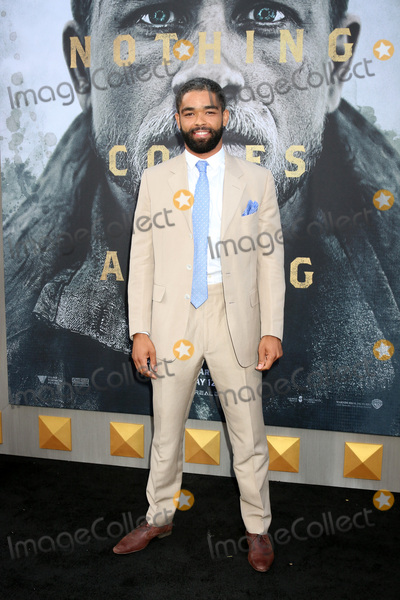 Kingsley Ben-Adir Photo - LOS ANGELES - MAY 8  Kingsley Ben-Adir at the King Arthur Legend of the Sword World Premiere on the TCL Chinese Theater IMAX on May 8 2017 in Los Angeles CA