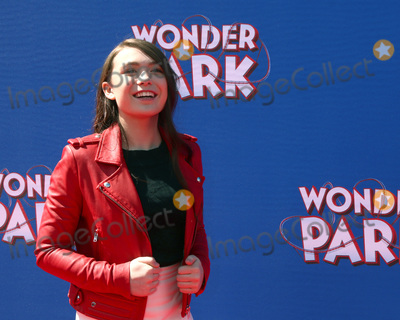 Brianna Denski Photo - LOS ANGELES - MAR 10  Brianna Denski at the Wonder Park Premiere at the Village Theater on March 10 2019 in Westwood CA