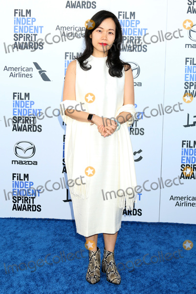 ASH Photo - LOS ANGELES - FEB 8  Ash Mayfair at the 2020 Film Independent Spirit Awards at the Beach on February 8 2020 in Santa Monica CA