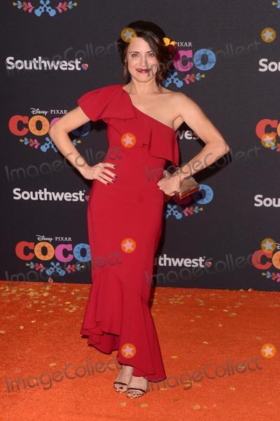 Alanna Ubach Photo - LOS ANGELES - NOV 8  Alanna Ubach at the Coco Premiere at the El Capitan Theater on November 8 2017 in Los Angeles CA