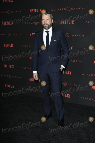 Mack Sennett Photo - LOS ANGELES - FEB 1  James Purefoy at the Altered Carbon Season 1 Premiere Screening at the Mack Sennett Studios on February 1 2018 in Los Angeles CA