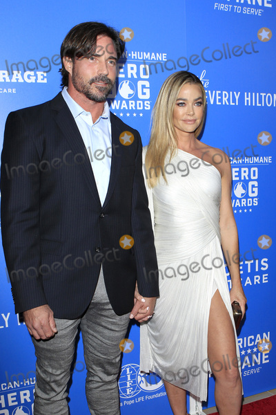 Denise Richards Photo - LOS ANGELES - SEP 29  Aaron Phypers Denise Richards at the  2018 American Humane Hero Dog Awards at the Beverly Hilton Hotel on September 29 2018 in Beverly Hills CA