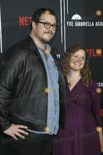 Cameron Britton Photo - LOS ANGELES - FEB 12  Cameron Britton at the The Umbrella Academy Premiere at the ArcLight Hollywood on February 12 2019 in Los Angeles CA