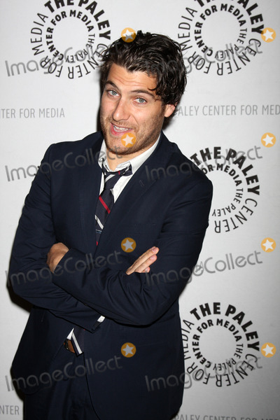 Adam Pally Photo - LOS ANGELES - OCT 16  Adam Pally arrives at  An Evening With Happy Endings And Dont Trust The B---- In Apartment 23 at Paley Center For Media on October 16 2012 in Beverly Hills CA