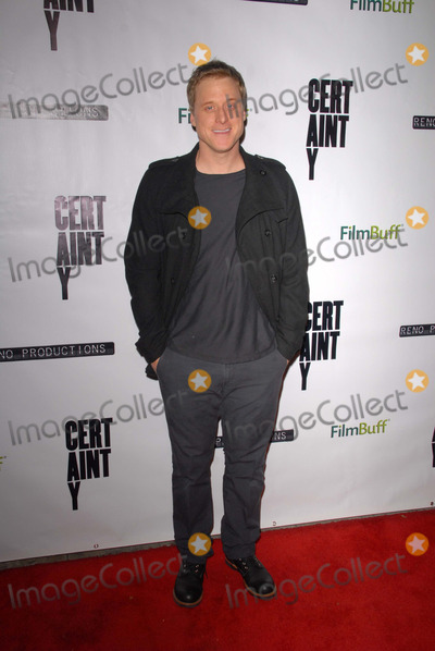 Alan Tudyk Photo - LOS ANGELES - NOV 27  Alan Tudyk arrives at the Certainty Los Angeles premiere at Laemmle Music Hall on November 27 2012 in Beverly Hills CA