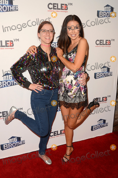 Hollies Photo - LOS ANGELES - SEP 26  Nicole Anthony Holly Allen at the Big Brother 21 Finale Party at the Edison on September 26 2019 in Los Angeles CA