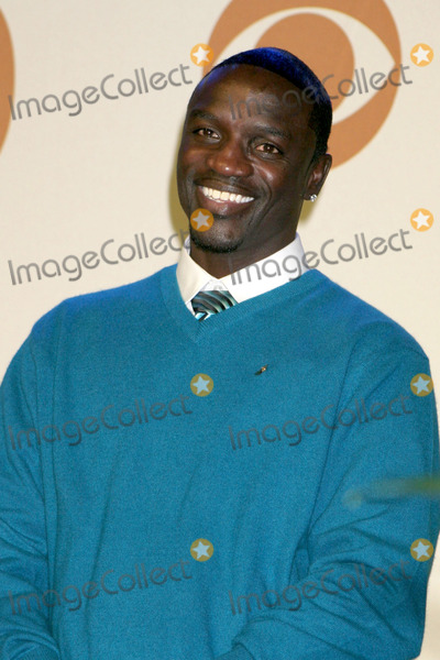 Akon Photo - Akon2008 Grammy Nominations AnnouncementsMusic Box TheaterDecember 6 2007Los Angeles CA
