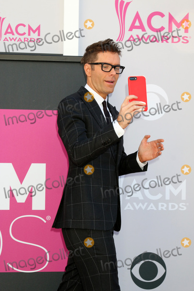 Bobby Bones Photo - LAS VEGAS - APR 2  Bobby Bones at the Academy of Country Music Awards 2017 at T-Mobile Arena on April 2 2017 in Las Vegas NV