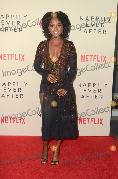 Antoinette Robertson Photo - LOS ANGELES - SEP 20  Antoinette Robertson at the Nappily Ever After Special Screening at the Harmony Gold Theater on September 20 2018 in Los Angeles CA