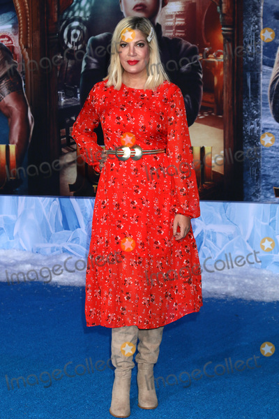 Tori Spelling Photo - LOS ANGELES - DEC 9  Tori Spelling at the Jumanji  The Next Level Premiere at TCL Chinese Theater IMAX on December 9 2019 in Los Angeles CA