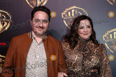Ben Falcone Photo - LAS VEGAS - APR 2  Ben Falcone Melissa McCarthy at the 2019 CinemaCon - Warner Bros Photo Call at the Linwood Dunn Theater on April 2 2019 in Las Vegas NV