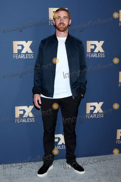 Andrew Santino Photo - LOS ANGELES - JAN 9  Andrew Santino at the FX Winter TCA Starwalk at the Langham Huntington Hotel on January 9 2020 in Pasadena CA