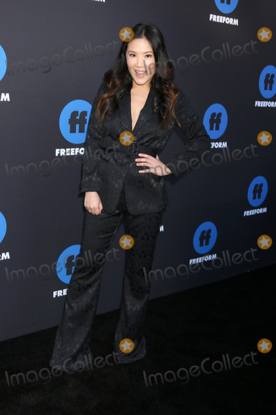 Ally Maki Photo - LOS ANGELES - JAN 18  Ally Maki at the Freeform Summit 2018 at NeueHouse on January 18 2018 in Los Angeles CA