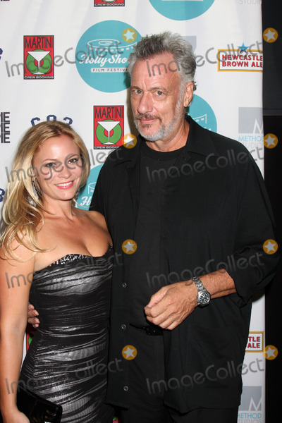 John De Lancie Photo - LOS ANGELES - AUG 15  Amy Hedrick John de Lancie at the 9th Annual HollyShorts Film Festival Opening Night at the TCL Chinese 6 Theaters on August 15 2013 in Los Angeles CA