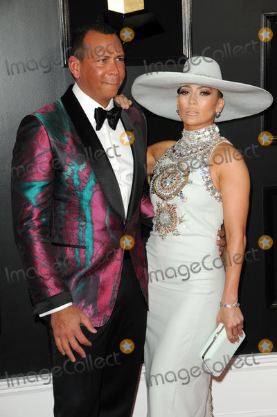 Alex Rodriguez Photo - LOS ANGELES - FEB 10  Alex Rodriguez Jennifer Lopez at the 61st Grammy Awards at the Staples Center on February 10 2019 in Los Angeles CA
