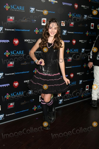 Ava Allan Photo - LOS ANGELES - OCT 30  Ava Allan at the sCare Foundation Halloween Launch Benefit at Conga Room - LA Live on October 30 2011 in Los Angeles CA