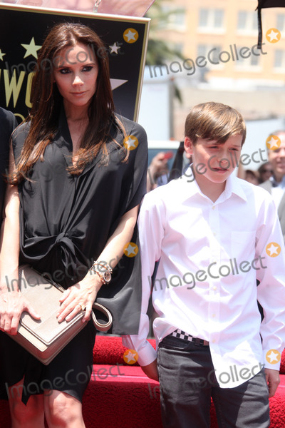 Brooklyn Beckham Photo - LOS ANGELES - MAY 23  Victoria Beckham Son Brooklyn Beckham at the Simon Fuller Hollywood Walk Of Fame Star Ceremony at W Hotel - Hollywood on May 23 2011 in Los Angeles CA