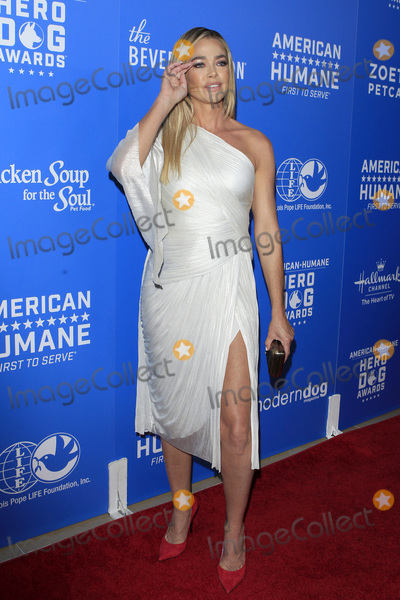 Denise Richards Photo - LOS ANGELES - SEP 29  Denise Richards at the  2018 American Humane Hero Dog Awards at the Beverly Hilton Hotel on September 29 2018 in Beverly Hills CA