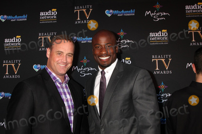Akbar Gbajabiamila Photo - LOS ANGELES - MAY 12  Matt Iseman Akbar Gbajabiamila at the Childrens Justice Campaign Event at the Private Residence on May 12 2015 in Beverly Hills CA