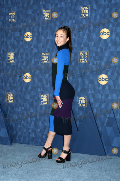 Aubrey Anderson-Emmons Photo - LOS ANGELES - JAN 8  Aubrey Anderson-Emmons at the ABC Winter TCA Party Arrivals at the Langham Huntington Hotel on January 8 2020 in Pasadena CA