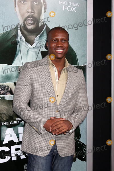 Amadou Ly Photo - LOS ANGELES - OCT 15  Amadou Ly arrives at the Alex Cross Premiere at ArcLight Cinemas Cinerama Dome on October 15 2012 in Los Angeles CA