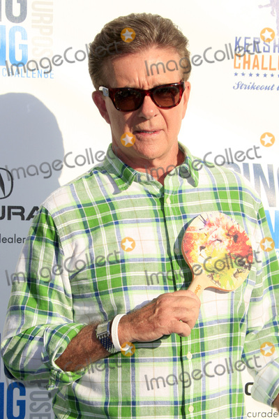 Alan Thicke Photo - LOS ANGELES - JUL 30  Alan Thicke at the Clayton Kershaws 3rd Annual Ping Pong 4 Purpose at the Dodger Stadium on July 30 2015in Los Angeles CA
