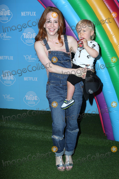 Amy Davidson Photo - LOS ANGELES - AUG 10  Amy Davidson Lennox Sawyer Lockwood at the True and the Rainbow Kingdom Series LA Premiere at the Pacific Theater At The Grove on August 10 2017 in Los Angeles CA