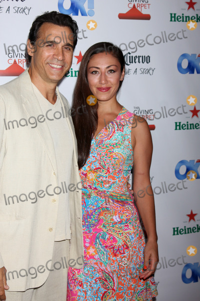 Adrian Paul Photo - LOS ANGELES - AUG 21  Adrian Paul at the OK TV Awards Party at Sofiitel LA on August 21 2014 in West Hollywood CA
