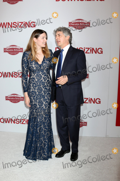 Alexander Payne Photo - LOS ANGELES - DEC 18  Maria Kontos Alexander Payne at the Downsizing Special Screening at Village Theater on December 18 2017 in Westwood CA