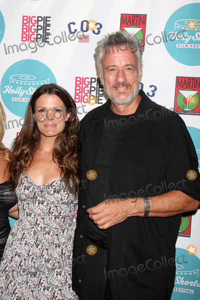 John De Lancie Photo - LOS ANGELES - AUG 15  Melissa Claire Egan John de Lancie at the 9th Annual HollyShorts Film Festival Opening Night at the TCL Chinese 6 Theaters on August 15 2013 in Los Angeles CA