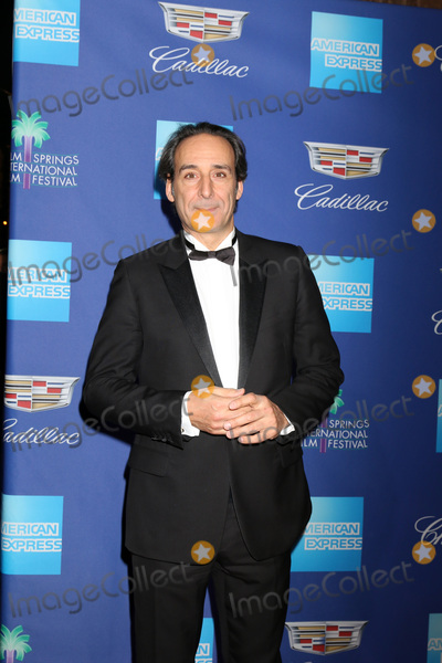 Alexandre Desplat Photo - PALM SPRINGS - JAN 2  Alexandre Desplat at the 2018 Palm Springs International Film Festival Gala at Convention Center on January 2 2018 in Palm Springs CA