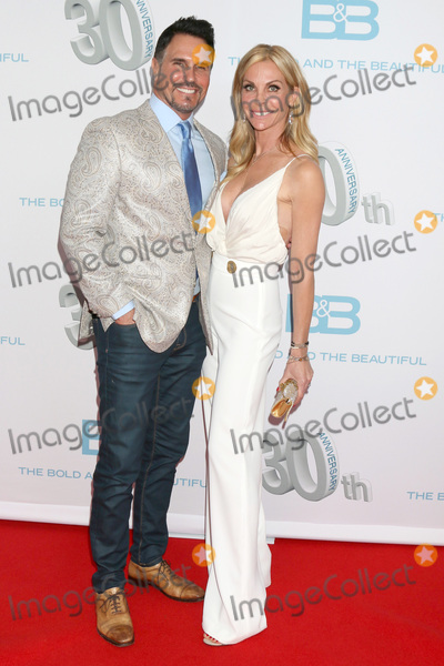 Cindy Ambuehl Photo - LOS ANGELES - MAR 18  Don Diamont Cindy Ambuehl at the The Bold and The Beautiful 30th Anniversary Party at Cliftons Downtown on March 18 2017 in Los Angeles CA