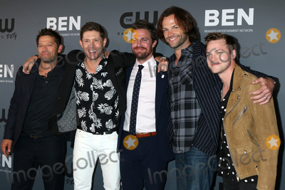 Alexander Calvert Photo - LOS ANGELES - AUG 4  Misha Collins Jensen Ackles Stephen Amell Jared Padalecki Alexander Calvert at the  CW Summer TCA All-Star Party at the Beverly Hilton Hotel on August 4 2019 in Beverly Hills CA