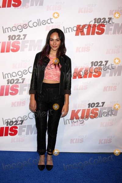 Aurora Perrineau Photo - LOS ANGELES - MAY 10  Aurora Perrineau at the 2014 Wango Tango at Stub Hub Center on May 10 2014 in Carson CA