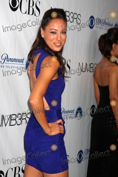 Aya Sumika Photo - Aya Sumika arriving at the Numb3rs 100th Episode Party at the Sunset Tower Hotel in West Hollywood  California on April 21 2009