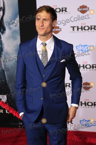 Jonathan Howard Photo - LOS ANGELES - NOV 4  Jonathan Howard at the Thor The Dark World Premiere at El Capitan Theater on November 4 2013 in Los Angeles CA
