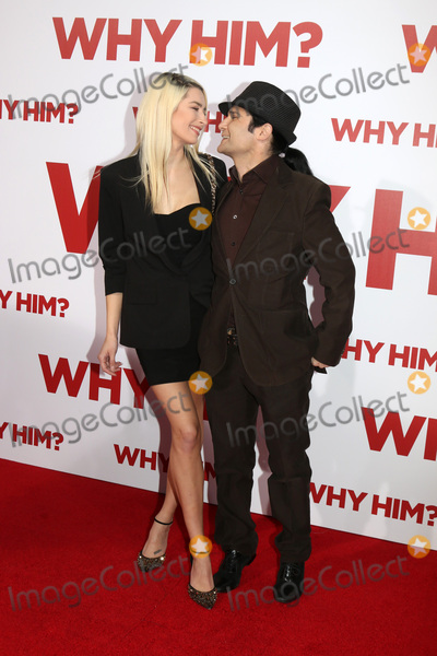 Ann Mitchell Photo - LOS ANGELES - DEC 17  Courtney Anne Mitchell Cory Feldman at the Why Him Premiere at Bruin Theater on December 17 2016 in Westwood CA