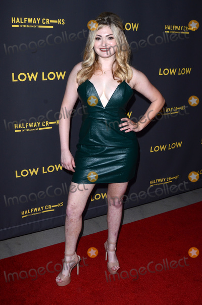 Alexis Raich Photo - LOS ANGELES - AUG 15  Alexis Raich at the Low Low Los Angeles Premiere at the ArcLight Hollywood on August 15 2019 in Los Angeles CA