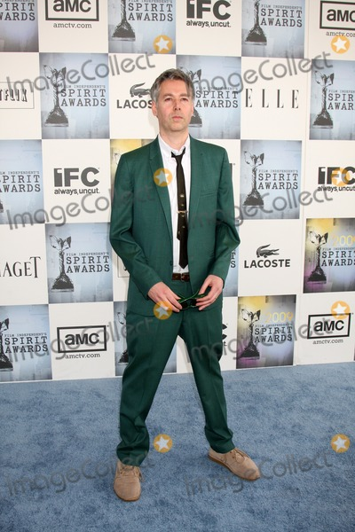 Adam Yauch Photo - Adam Yauch  arriving at the  Film Indpendents  24th Annual Spirit Awards on the beach in Santa Monica CA  onFebruary 21 2009