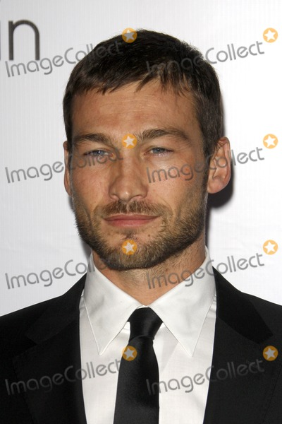 Andy Whitfield Photo - Andy Whitfieldarriving at the Calvin Klein collection and LOS ANGELES NOMADIC DIVISION Present a Celebration of LA ARTS MONTHCalvin Klein StoreLos Angeles CAJanuary 28 2010