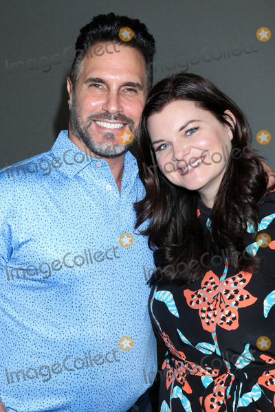 Heather Tom Photo - LOS ANGELES - JUN 22  Don Diamont Heather Tom at the Bold and the Beautiful Fan Club Luncheon at the Marriott Burbank Convention Center on June 22 2019 in Burbank CA