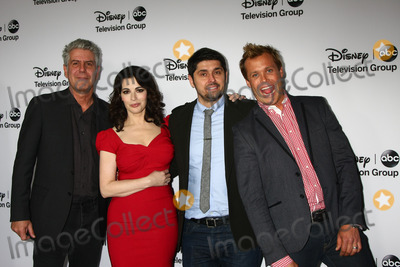 Anthony Bourdain Photo - LOS ANGELES - JAN 10  Anthony Bourdain Nigella Lawson Ludo Lefebvre Brian Malarkey attends the ABC TCA Winter 2013 Party at Langham Huntington Hotel on January 10 2013 in Pasadena CA