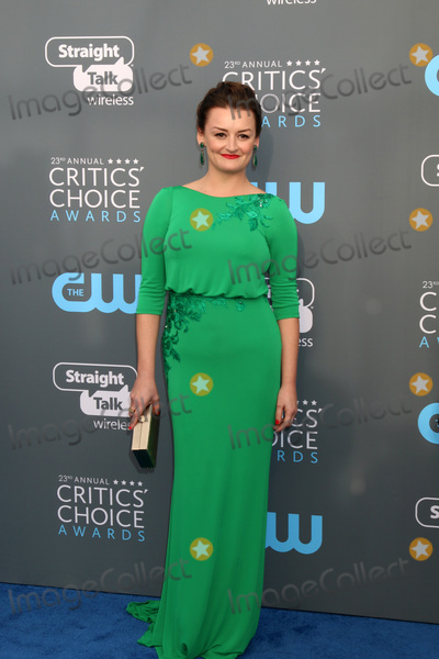 Alison Wright Photo - LOS ANGELES - JAN 11  Alison Wright at the 23rd Annual Critics Choice Awards at Barker Hanger on January 11 2018 in Santa Monica CA