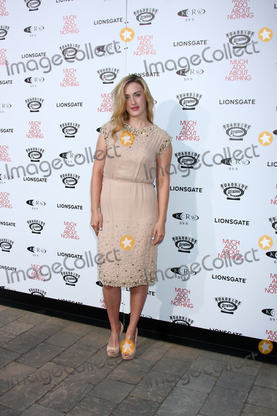 Ashley Johnson Photo - LOS ANGELES - JUN 5  Ashley Johnson arrives at the Much Ado About Nothing LA Premiere at the Oscars Outdoors at Academy Hollywood on June 5 2013 in Los Angeles CA